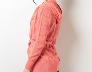 【医師たちの恋愛事情第8話】相武紗季が着ていたピンクのカーディガン・パーカー