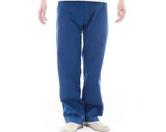医師たちの恋愛事情9話で斎藤工が着ていた青色のパンツ