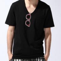 ラストコップで窪田正孝が着用!メガネTシャツ