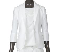 リスクの神様で戸田恵梨香が着ていた真っ白なホワイトジャケット