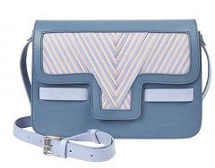 """LILI LADU Lili's Shoulder Bag """"V"""""""