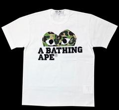 A BATHING APE (エイプ) × COMME des GARCONS (コムデギャルソン)CAMO HART A BATHING APE T