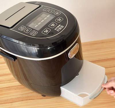 サンコー 炊飯ジャー 糖質カット 炊飯器の糖質の受け皿
