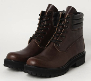 Tochigi leather trekking shoes (栃木レザートレッキングシューズ)