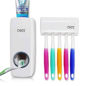 歯磨き粉を自動で出す家電