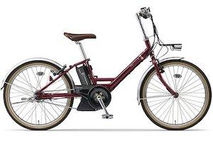 【インハンド第6話】山Pが乗っていた電動自転車