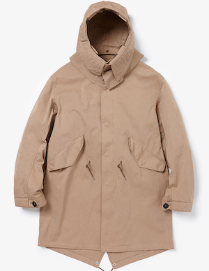 山P着用のジャケット・コート