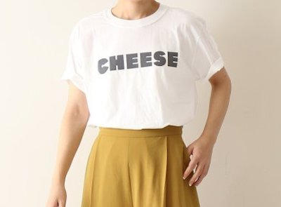 FRAMeWORK(フレームワーク)BKLYN LARDER CHEESE Tシャツ