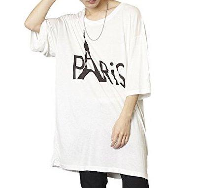 Unrelaxing(アンリラクシング)スーパーオーバーサイズビッグTシャツ ビッグシルエットドロップショルダーTシャツ