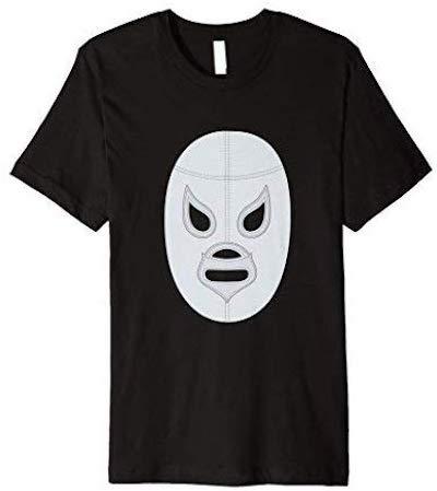 El Santo Lucha Libre Luchador T-Shirt