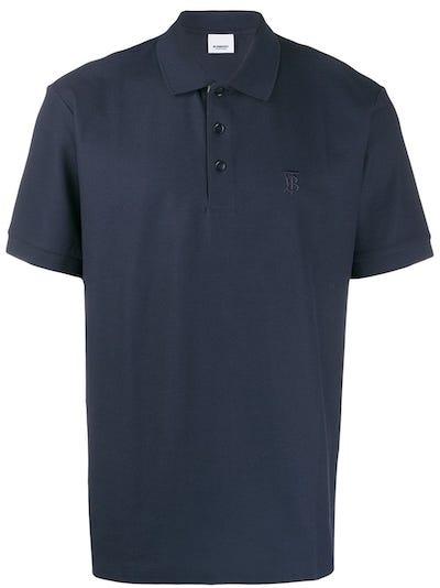 BURBERRY モノグラム ポロシャツ