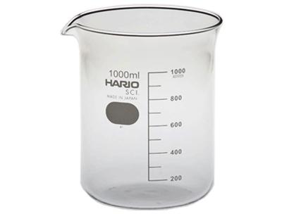 HARIO (ハリオ) ビーカー 1000ml H32 B-1L-H32