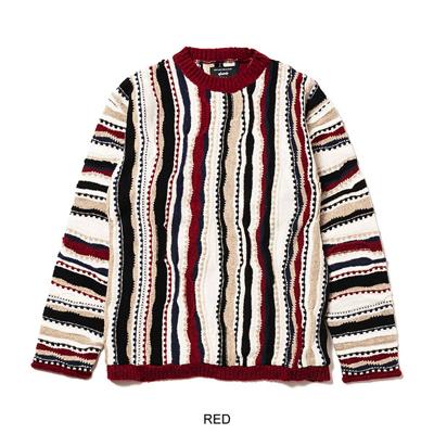 glamb(グラム)Ash knit(アッシュニット)