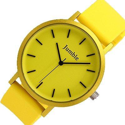 JUMBLE. ジャンブル JMST03-YE イエロー 腕時計