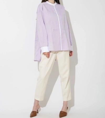 sophila(ソフィラ)オックスヨークシャツ