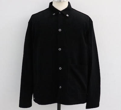 UNITUS(ユナイタス) FW19 Welder Jacket (Corduroy) Black【UTSFW19-S02】(N)