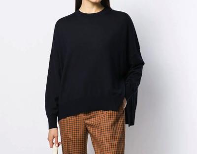 ENFÖLDデコンストラクテッド セーター