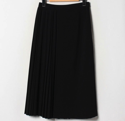 Theory(セオリー) スカート NEW POLY PLEAT WRAP PLEAT