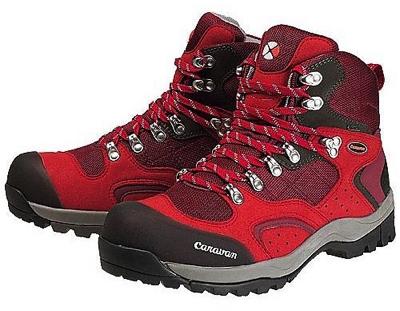 caravan(キャラバン)登山靴 C1-02S ライトトレック レディース トレッキング シューズ