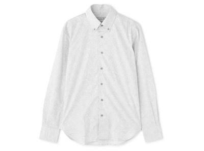 HIGH STREET(ハイストリート)ジャガードチェックワンピースボタンダウンシャツ