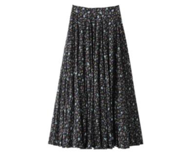 ZADIG & VOLTAIRE(ザディグ エ ヴォルテール)JOYO PRINT MINI SEASON JUPE LONGUE スカート