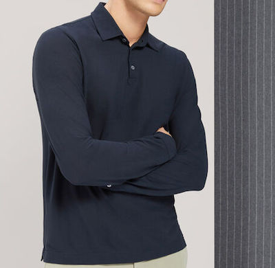 ZANONE IceCotton Long Sleeve Polo