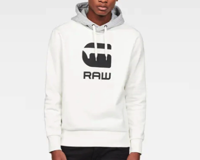 G-STAR RAW Graphic 82 Core Hooded Sweat