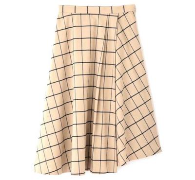 NATURAL BEAUTY(ナチュラル ビューティー)ウィンドペンアシンメトリースカート