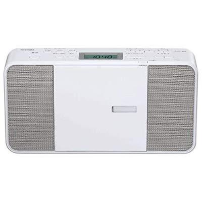 東芝 CDラジオ(ホワイト)TOSHIBA TY-C251-W