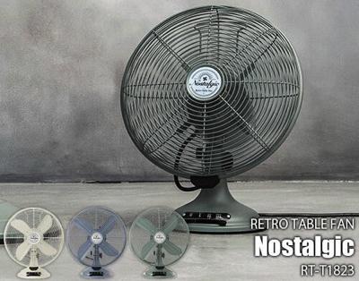 Three-up(スリーアップ) RETRO TABLE FAN レトロテーブルファンNostalgic(ノスタルジック) RT-T1823