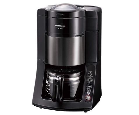 パナソニック(Panasonic)沸騰浄水コーヒーメーカー 全自動タイプ
