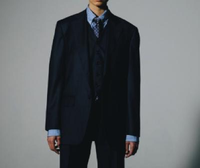 J.PRESS(ジェイプレス)【DORMEUIL AMADEUS】シャークスキン スーツ