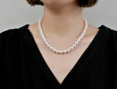 Vendome Aoyamala perle ネックレス