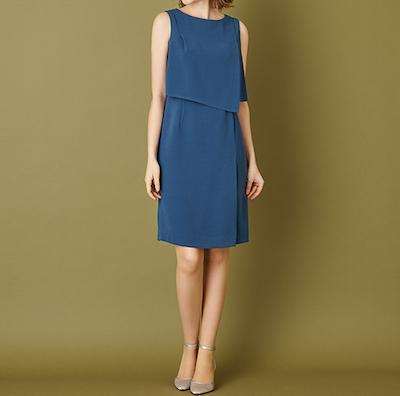 Aimer Acretセットアップ風ワンピースドレス