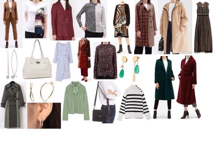 グランメゾン東京で中村アン着用のファッション ブランドは?洋服 ネックレス ピアス アクセサリー等全話まとめ