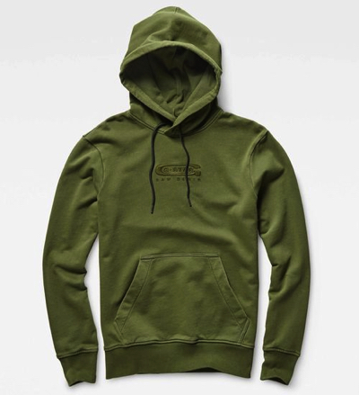 G-STAR RAW Graphic 16 Core Hooded Sweater