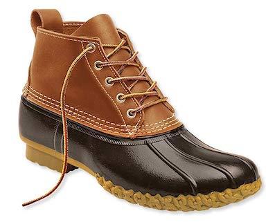 L.L.Bean(エルエルビーン)メンズ ブーツ フルグレイン・レザー ビーン・ブーツ タン