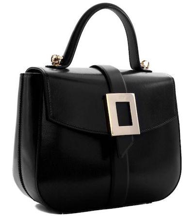 Roger Vivier(ロジェ ヴィヴィエ)ROGER VIVIER Women`s handbagレザーショルダーバッグ