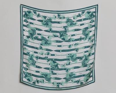 manipuri(マニプリ)シルクスカーフ