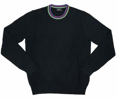 PAUL SMITH(ポールスミス) メンズクルーネックセーター