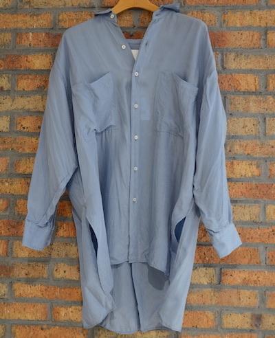 TICCA(ティッカ)Wポケットオーバーシャツ