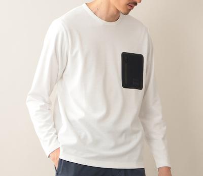 MACKINTOSH PHILOSOPHY(マッキントッシュ フィロソフィー)BR801 ポケロンTシャツ