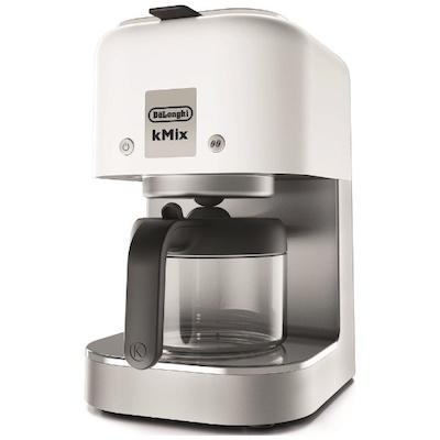 Delonghi(デロンギ)コーヒーメーカー ケーミックス クールホワイトCOX750J