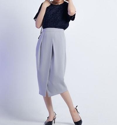 LADYMADE(レディメイド)FLOWEREMBROIDERY DRESS(オケ)