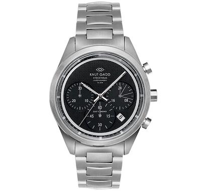KNUT GADD(クヌート・ガッド) 腕時計 メンズ Cult Chrono K01009