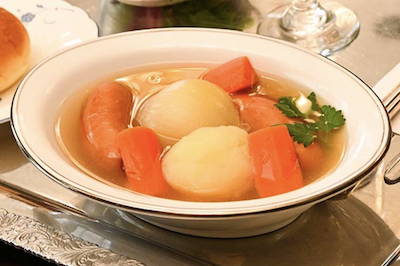 一条家特製ポトフのレシピ(作り方)