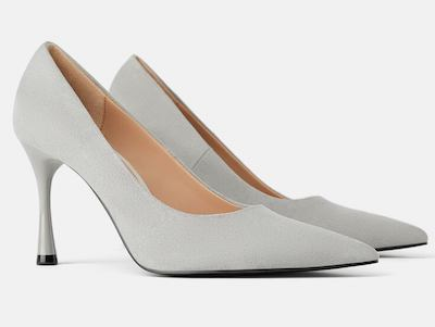 ZARA(ザラ) ROUND-HEELED SHOES