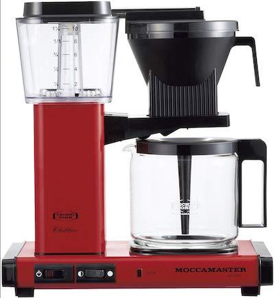 MOCCAMASTER(モカマスター)ドリップ コーヒーメーカー