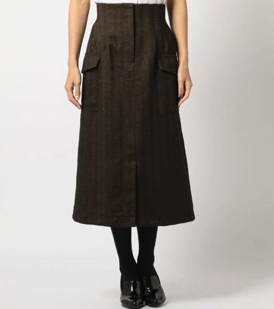 UNRELISH(アンレリッシュ)ウォッシャブルタイトスカート