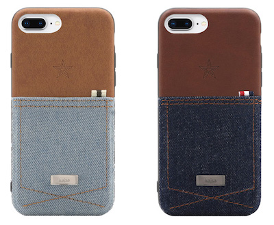 Kajsa(カイサ) Denim Pocket Backcase